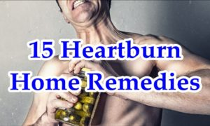 Heartburn Home Remedies - Herbs and Natural Method