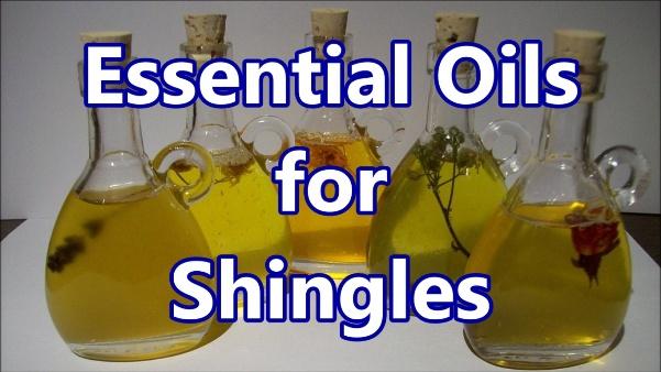 Essential Oils for Shingles